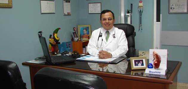 Dr. Carlos Atilio Henríquez Carrillo